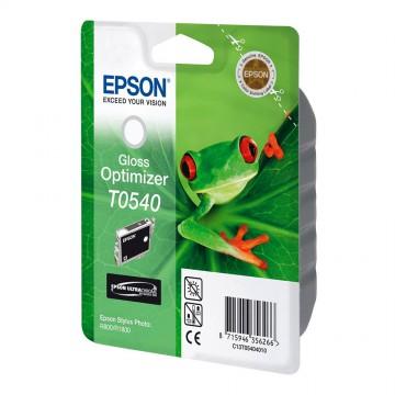 Epson T0540 Gloss Optimizer | C13T05404010 оригинальный струйный картридж - глянец, 400 стр