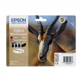 Уценка! T0925 Color | C13T10854A10 (Epson) струйный картридж - 250 стр, набор цветной + черный