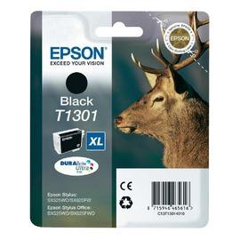 T1301 Black | C13T13014010 струйный картридж Epson, 945 стр., черный