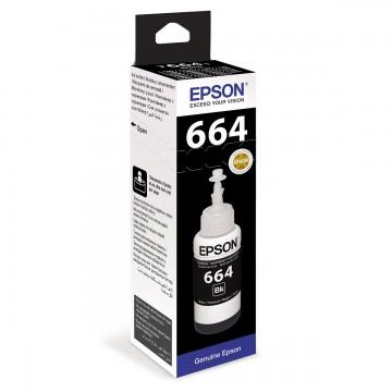 Epson T6641 Black | C13T66414A оригинальный струйный картридж - черный, 4500 стр