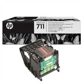 711 Bl + Col Print Head | C1Q10A (HP) печатающая головка, черный + цветной