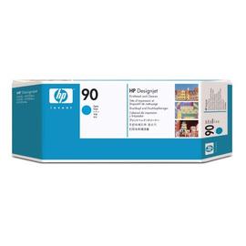 HP C5055A оригинальная печатающая головка HP 90 голубой, ресурс - не определен