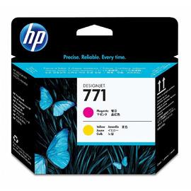 771 M + Y Print Head | CE018A оригинальный печатающая головка HP, пурпурный + желтый