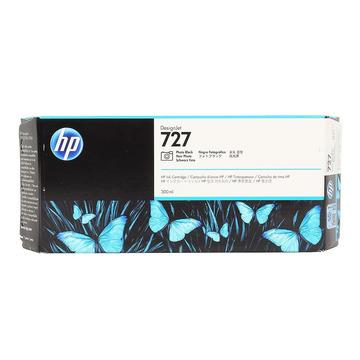 HP 727 Photo black | F9J79A оригинальный струйный картридж - черный-фото, 300 мл