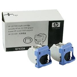 49X / 53X Staple | Q7432A (HP) скрепки staple - 2 x 1500 шт