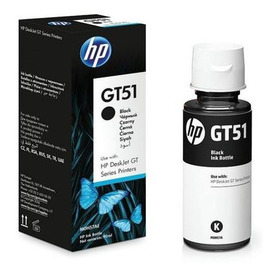 GT-53 Black | X4E40AE / 1VV21AE оригинальный ink tankкартриджи HP, 135 мл, черный