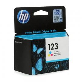123 Color | F6V16AE оригинальный струйный картридж HP, 100 стр., цветной