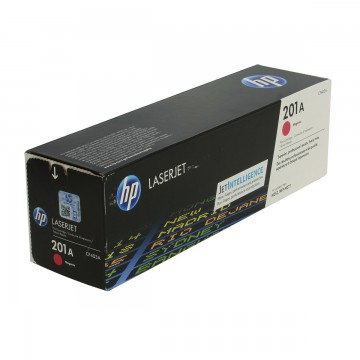 HP 201A Magenta | CF403A оригинальный лазерный картридж - пурпурный, 1400 стр