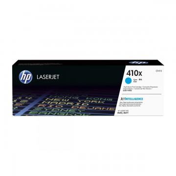 HP 410X Cyan | CF411X оригинальный лазерный картридж - голубой, 5000 стр