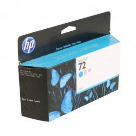 Уценка! 72 Cyan | C9371A (HP) струйный картридж - 130 мл, голубой