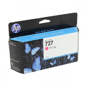 HP 727 Magenta | B3P20A оригинальный струйный картридж - пурпурный, 130 мл