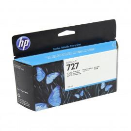Уценка! 727 Photo black | B3P23A (HP) струйный картридж - 130 мл, черный-фото