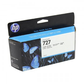 HP 727 Photo black | B3P23A оригинальный струйный картридж - черный-фото, 130 мл
