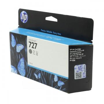 HP 727 Grey | B3P24A оригинальный струйный картридж - серый, 130 мл