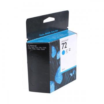 HP 72 Cyan | C9398A оригинальный струйный картридж - голубой, 69 мл