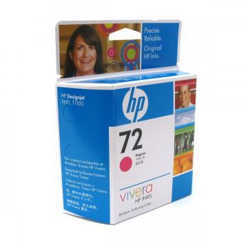 HP 72 Magenta | C9399A оригинальный струйный картридж - пурпурный, 69 мл