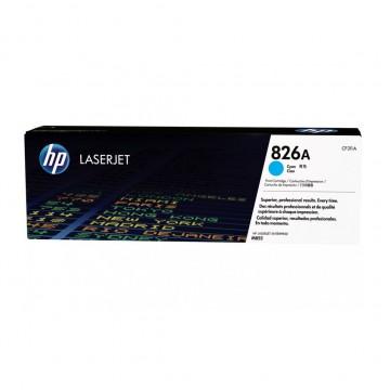 HP 826A Cyan | CF311A оригинальный лазерный картридж - голубой, 31500 стр