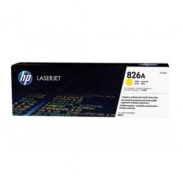 CF312A HP 826A оригинальный лазерный картридж HP жёлтый, ресурс - 31500 страниц