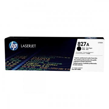 CF300A HP 827A оригинальный лазерный картридж HP чёрный, ресурс - 29500 страниц