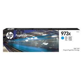 973X Cyan PageWide | F6T81AE оригинальный pagewide картридж HP, 7000 стр., голубой