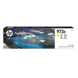 973X Yellow PageWide | F6T83AE оригинальный pagewide картридж HP, 7000 стр., желтый