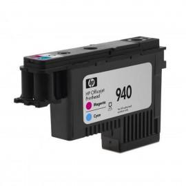940 C + M Print Head | C4901A оригинальный печатающая головка HP, 4000 стр., голубой + пурпурный