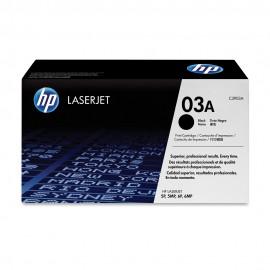 C3903A HP 03A Оригинальный лазерный картридж HP чёрный, ресурс - 4000 страниц