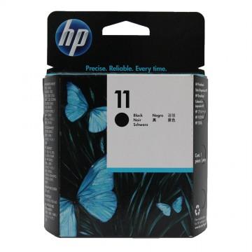 C4810AE HP 11 Black оригинальная печатающая головка HP чёрная, ресурс - 16000 страниц