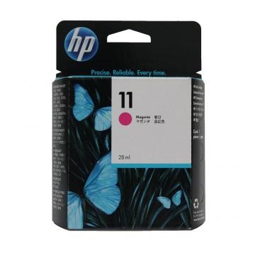 HP 11 Magenta | C4837A оригинальный струйный картридж - пурпурный, 1750 стр