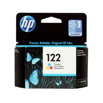CH562HE HP 122 Color оригинальный струйный картридж HP цветной, ресурс - 100 страниц