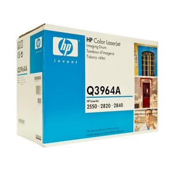 HP 122A Bl + Col Drum | Q3964A оригинальный фотобарабан - черный + цветной, 20000 - 5000 стр