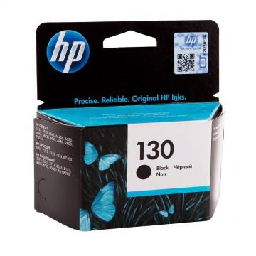 C8767HE HP 130 оригинальный струйный картридж HP чёрный, ресурс - 860 страниц