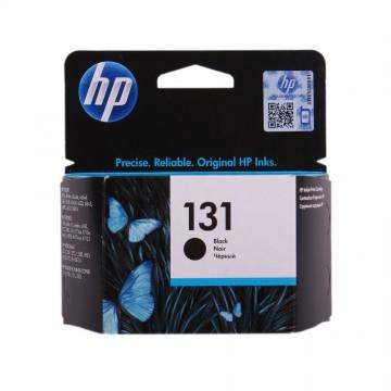 C8765HE HP 131 оригинальный струйный картридж HP чёрный, ресурс - 480 страниц