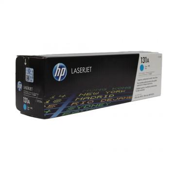 CF211A HP 131A оригинальный лазерный картридж HP голубой, ресурс - 1800 страниц