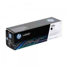 CF210X HP 131X оригинальный лазерный картридж HP чёрный, ресурс - 2200 страниц