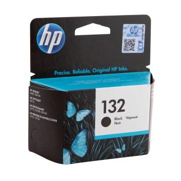 C9362HE HP 132 оригинальный струйный картридж HP чёрный, ресурс - 220 страниц