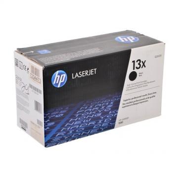 Q2613X HP 13X оригинальный лазерный картридж HP чёрный, ресурс - 4000 страниц