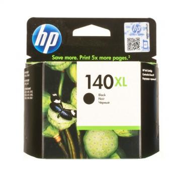 CB336HE HP 140XL оригинальный струйный картридж HP чёрный, ресурс - 1000 страниц