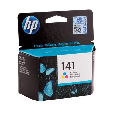 CB337HE HP 141 оригинальный струйный картридж HP цветной, ресурс - 170 страниц