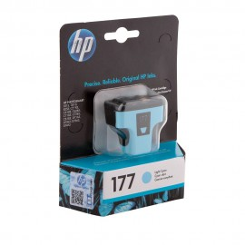 Уценка! 177 Light cyan | C8774HE (HP) струйный картридж - 220 стр, светло-голубой