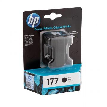 HP 177 Black | C8721HE оригинальный струйный картридж - черный, 410 стр