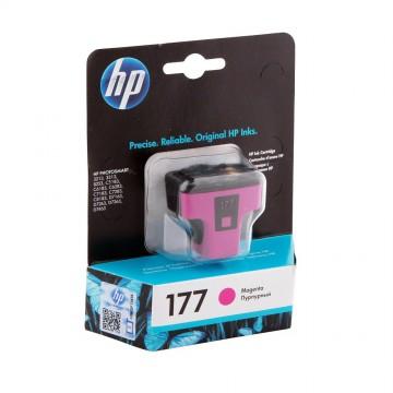 C8772HE HP 177 Magenta оригинальный струйный картридж HP пурпурный, ресурс - 370 страниц
