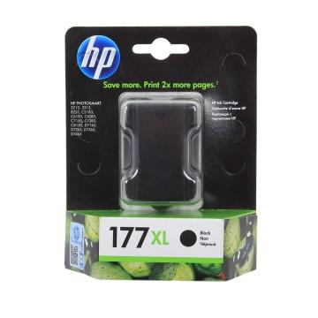 C8719HE HP 177XL Black оригинальный струйный картридж HP чёрный, ресурс - 1120 страниц