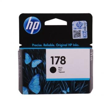 CB316HE HP 178 Black оригинальный струйный картридж HP чёрный, ресурс - 250 страниц