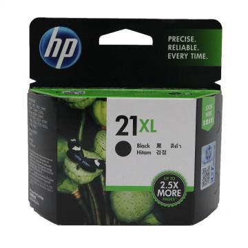 C9351CE HP 21XL оригинальный струйный картридж HP чёрный, ресурс - 475 страниц