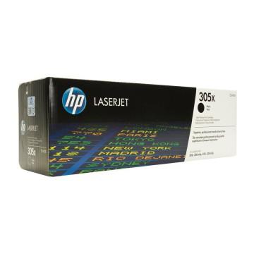 HP 305X D Black | CE410XD оригинальный лазерный картридж - черный, 2 x 4000 стр