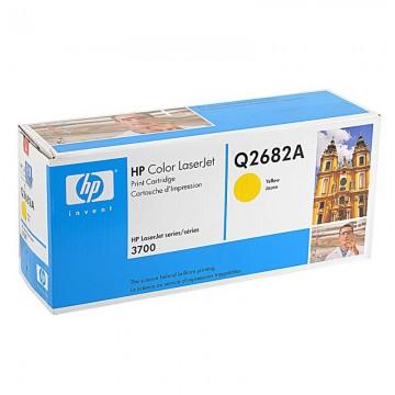 Q2682A HP 311A оригинальный лазерный картридж HP жёлтый, ресурс - 6000 страниц