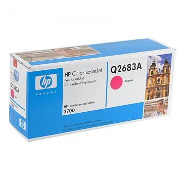 Q2683A HP 311A оригинальный лазерный картридж HP пурпурный, ресурс - 6000 страниц