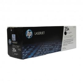 35A Black | CB435A оригинальный лазерный картридж HP, 1500 стр., черный