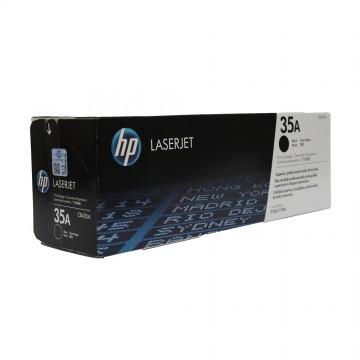 HP 35A Black | CB435A оригинальный лазерный картридж - черный, 1500 стр